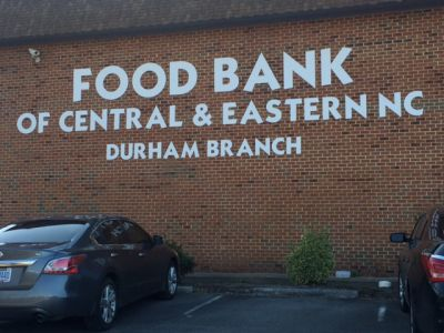 Food Bank of Central & Eastern NC Durham Branch